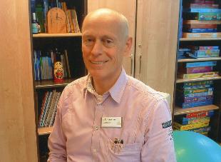 Vinay Lovermann, staatl. geprüfter Logopäde